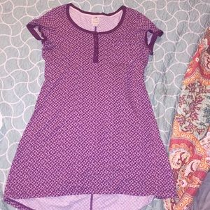 Lucky Brand Night gown size small